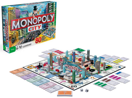 Monopoly's your ok with
