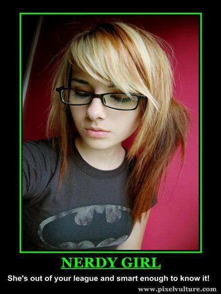 nerdy girls porn