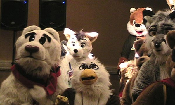 Question about furries