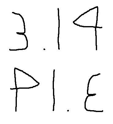 I like pie, do you like pie.