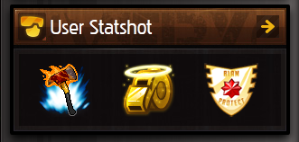User statshot