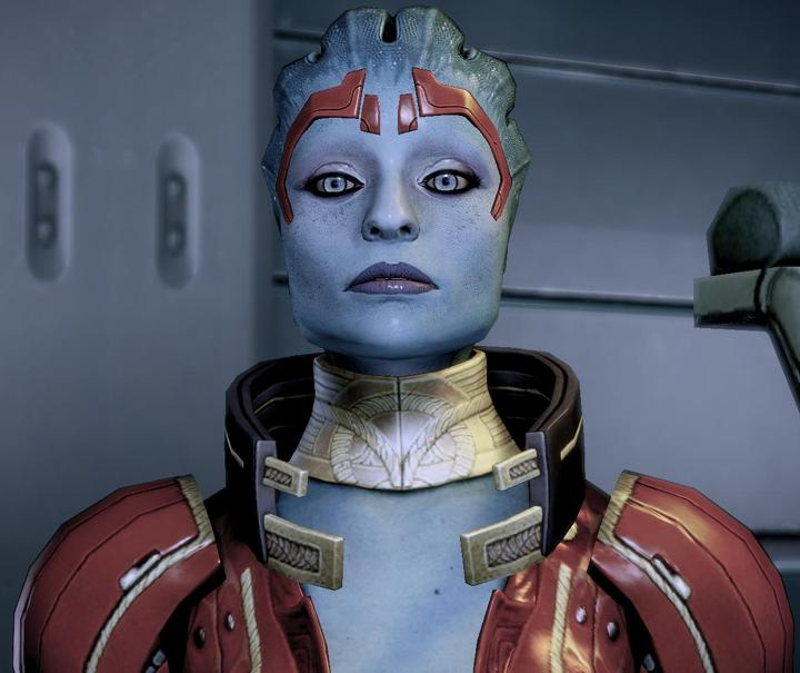 Would you have sex with an Asari?