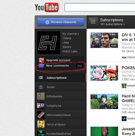 I am now a Youtube Celeb!