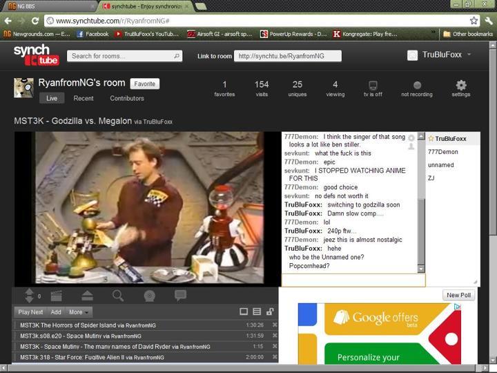 I'm Watching Mst3k