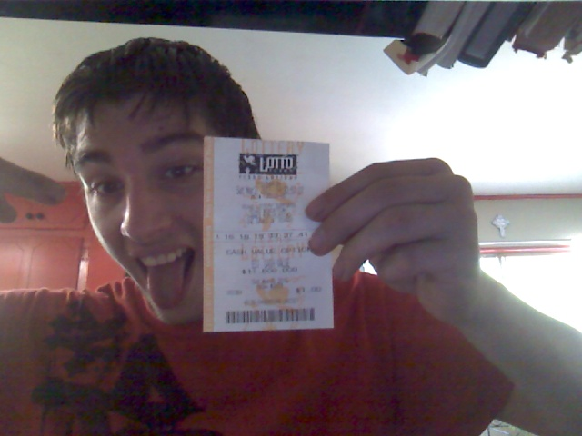 I Won Mega Millions!!!