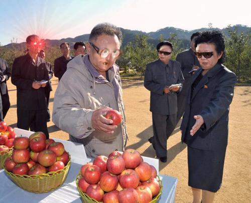 photoshop Kim Jong Il