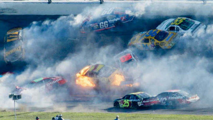stock car racing=pointless sport