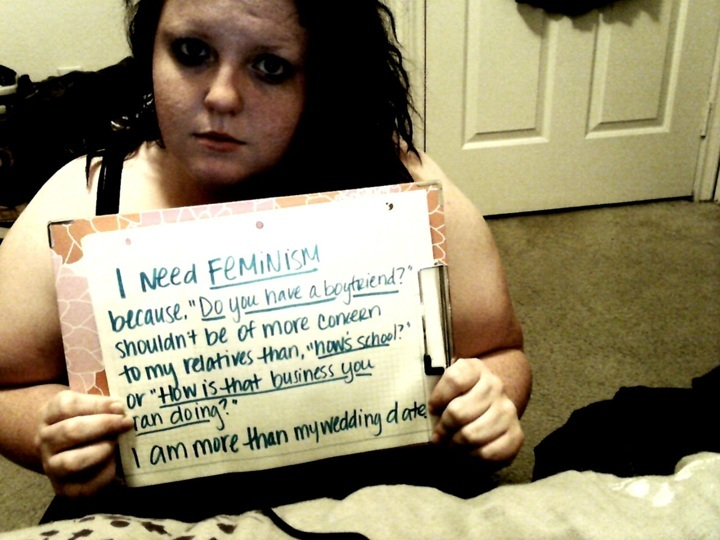 Who Need Feminism? Campaign