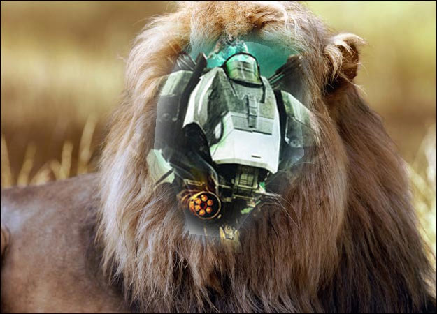 Photoshop Thread... Lion