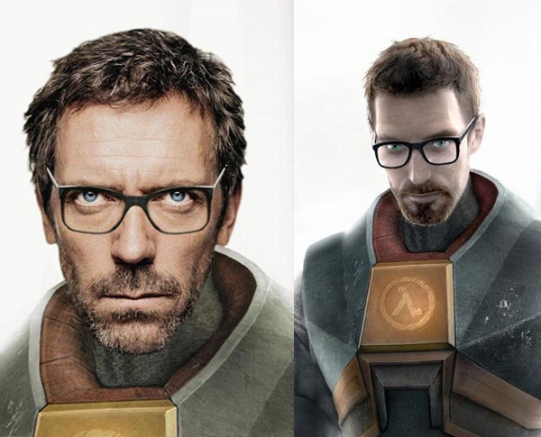 wade fulp as Gordon freeman?