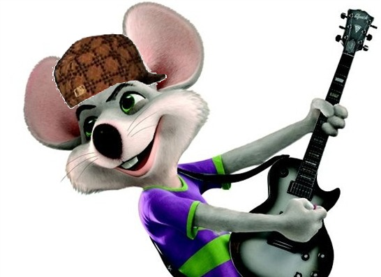 Chuck E. Cheese Got A Makeover!!!