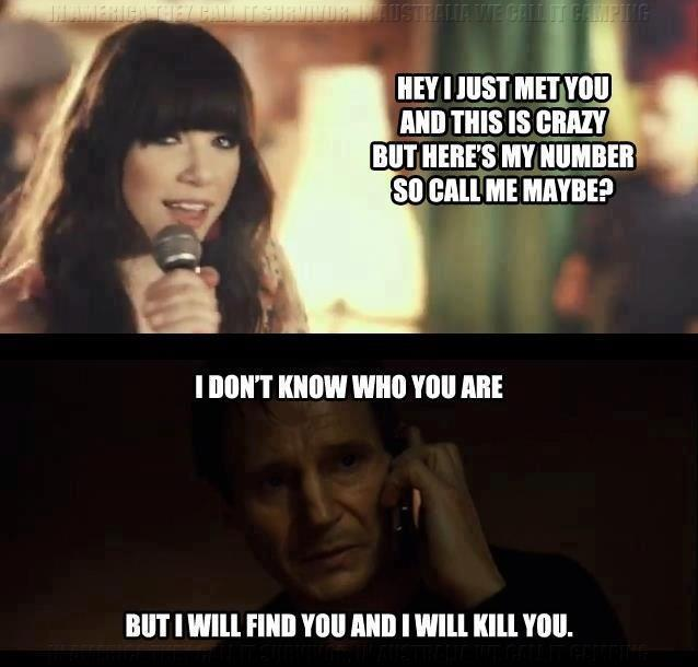 Carly Rae - Call Me Maybe (lyrics)
