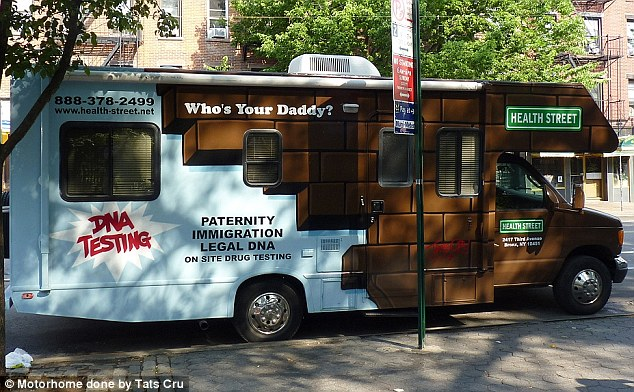 Van Offers Dna Tests