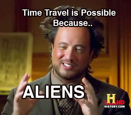 Time travel is possible