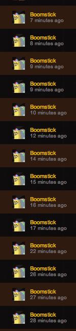 Boomstick = Bbs Graveyard King