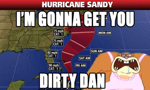 Hurricane Sandy discussion thread