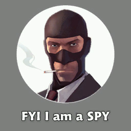 One of you here is a spy...