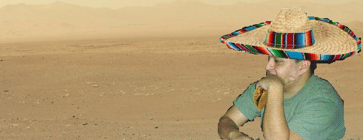 Photoshop Mars