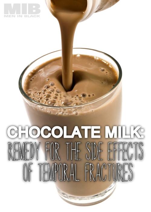 Who Drank My Chocolate Milk!