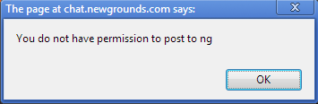 Chat Permission?