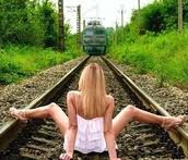 Would you date a train?