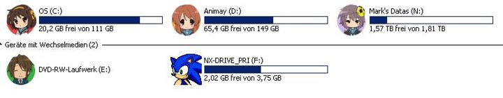 Your Hdd's Free Space Right Now