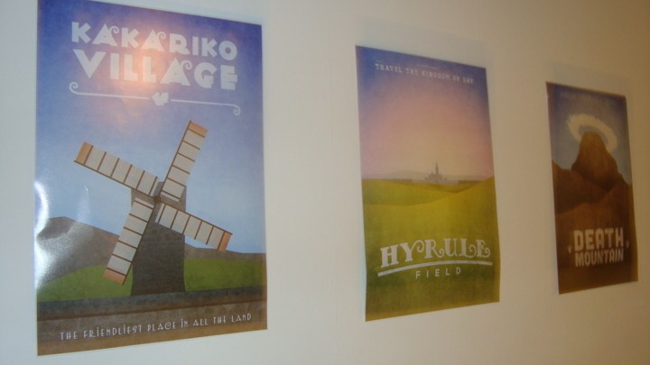 Posters/Stuff on your walls