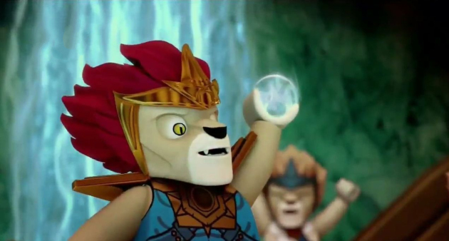 Legends of Chima = Lego Thunder cat