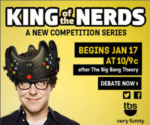 King of the fucking Nerds.