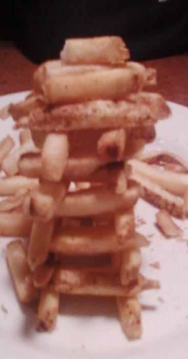 Playing with food- Towers
