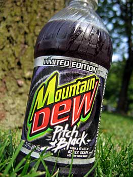 Mountain Dew vs Dr. Pepper.