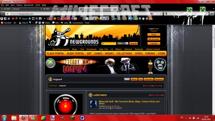 Find your oldest NG screencap