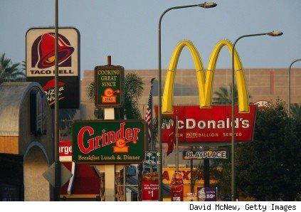 Favorite fast food?