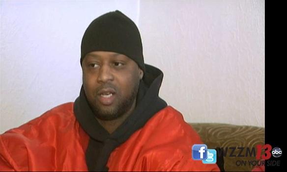 Earlie Johnson's $7,500 porn stolen