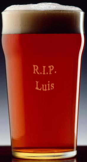 R.i.p. Luis 1980-2103
