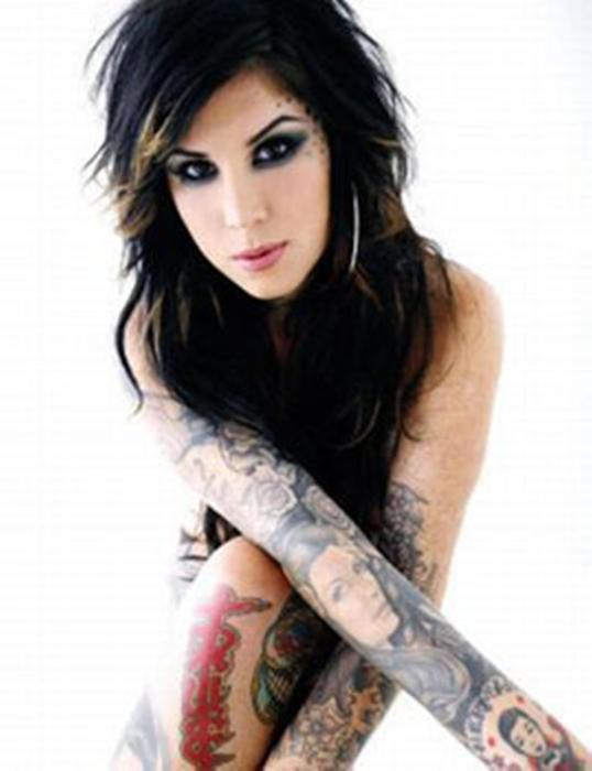 Girls with tattoos. Your thoughts?
