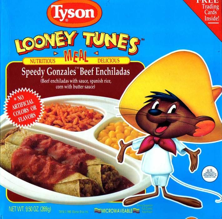 Food mascots you miss.