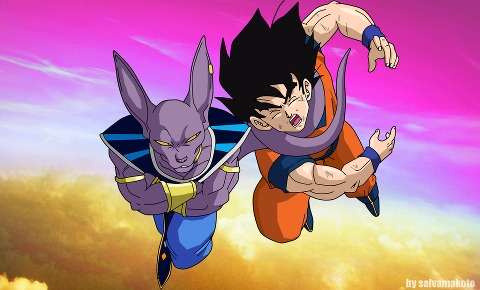 Dragon ball Z: Battle of the Gods
