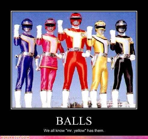 Wich powerranger is you're favorite