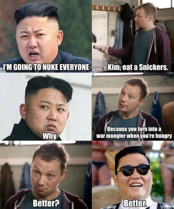 Does anyone else hate Kim Jong-Un?