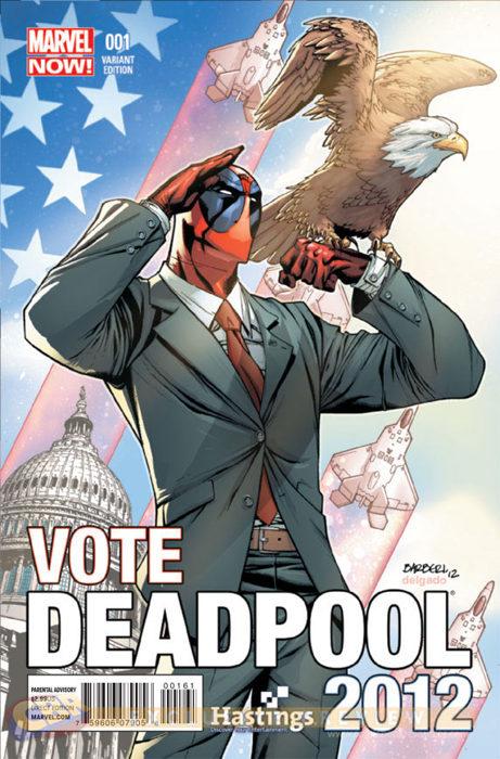 Deadshot Deathstroke Deadpool