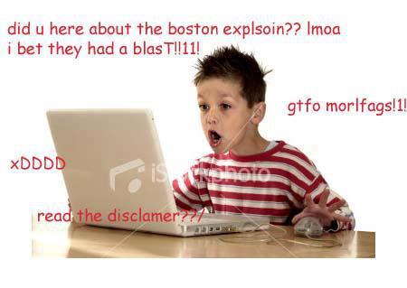 Boston bombing jokes to soon?