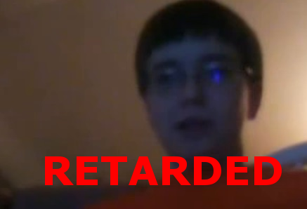 """Stop saying the word retard."""