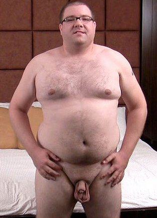 Gay nude chubby men