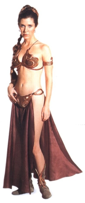 "Did Jabba ""rape"" Princess Leia?"