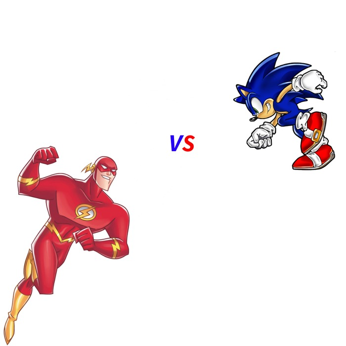 flash vs sonic - photo #10