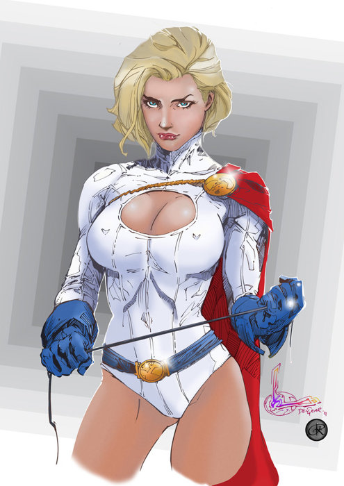 Which Female Superhero Would U Sex?
