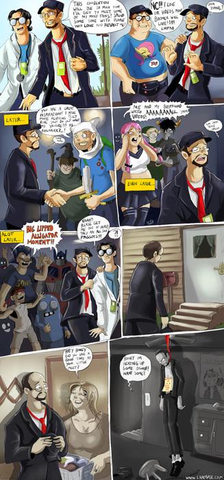 Shadman комиксы 99945 фотография