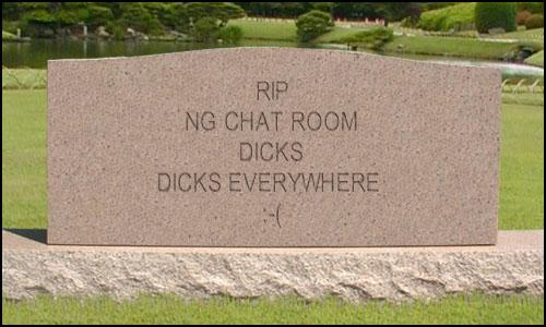 RIP CHAT
