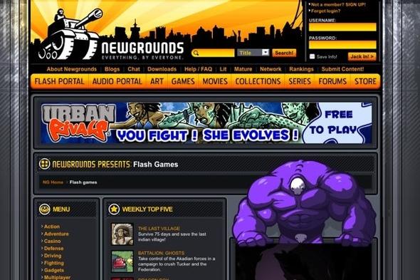 Dating newgrounds games